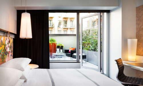 King Terrace Room