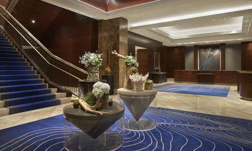 A warm welcome awaits at The Ritz-Carlton, Denver.