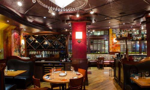 Andaluca Restaurant Interior