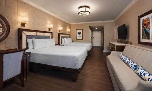 Yacht Club guest room