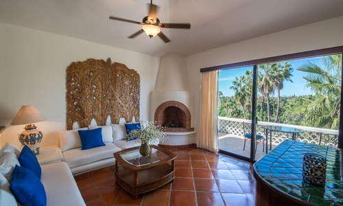 Suite San Juan Diego Sitting-area