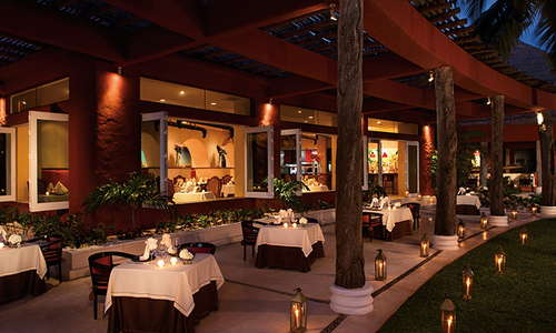 La Canoa – Cuisine de los Soles, a gourmet fusion of styles based on spices and chilies..