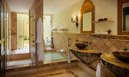 All One Bedroom Suites-bathroom