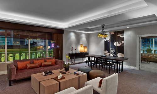 Hakone Suite Living Room