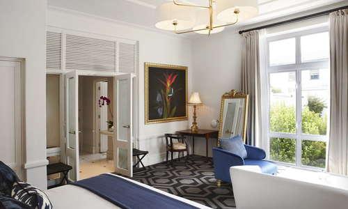 Superior Suite - The Alphen Boutique Hotel, Interior
