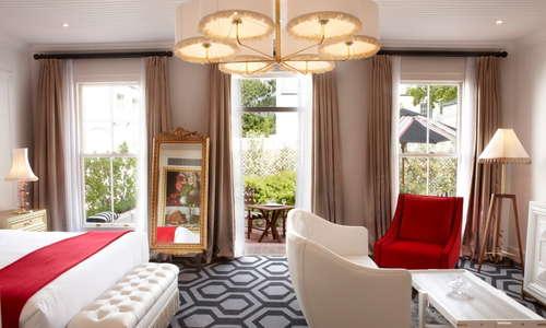 Deluxe Suite - The Alphen Boutique Hotel, Interior
