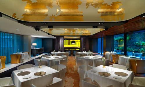 Moments Restaurant (2 Michelin star Restaurant)