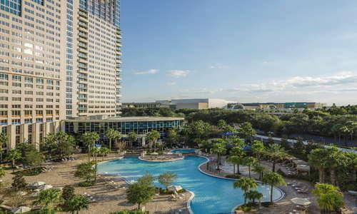 AAA Four Diamond Hotel on International Drive, Orlando, FL.