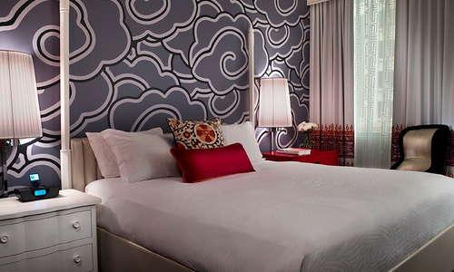Monaco Seattle king guestroom