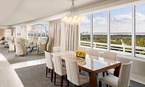 La Baie Presidential Suite
