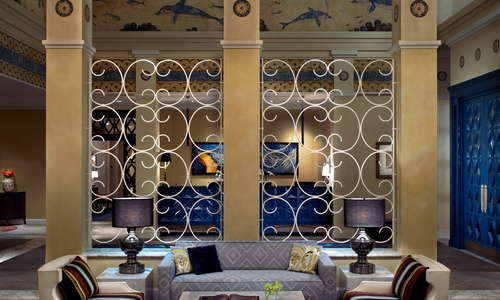Monaco Seattle lobby
