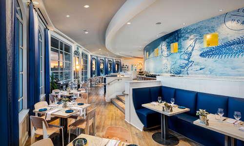 Crown Landing signature restaurant