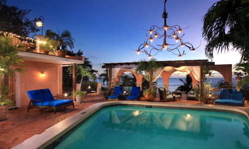 Little Arches Boutique Hotel: roof pool-deck.