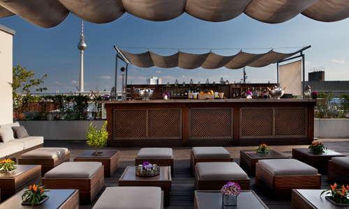 Hotel AMANO - Rooftop Bar