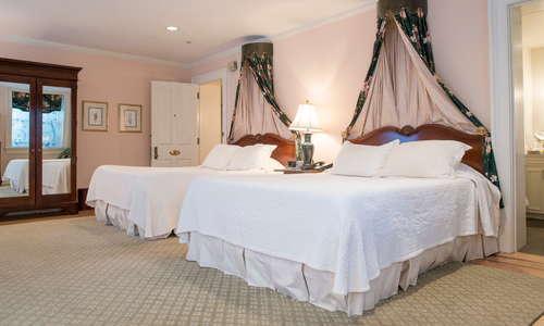 John Rutledge House Inn Double/Double room