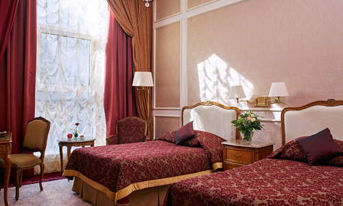 Grand Hotel Wien - Superior Room