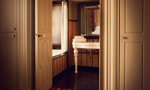 Bathroom double classic room