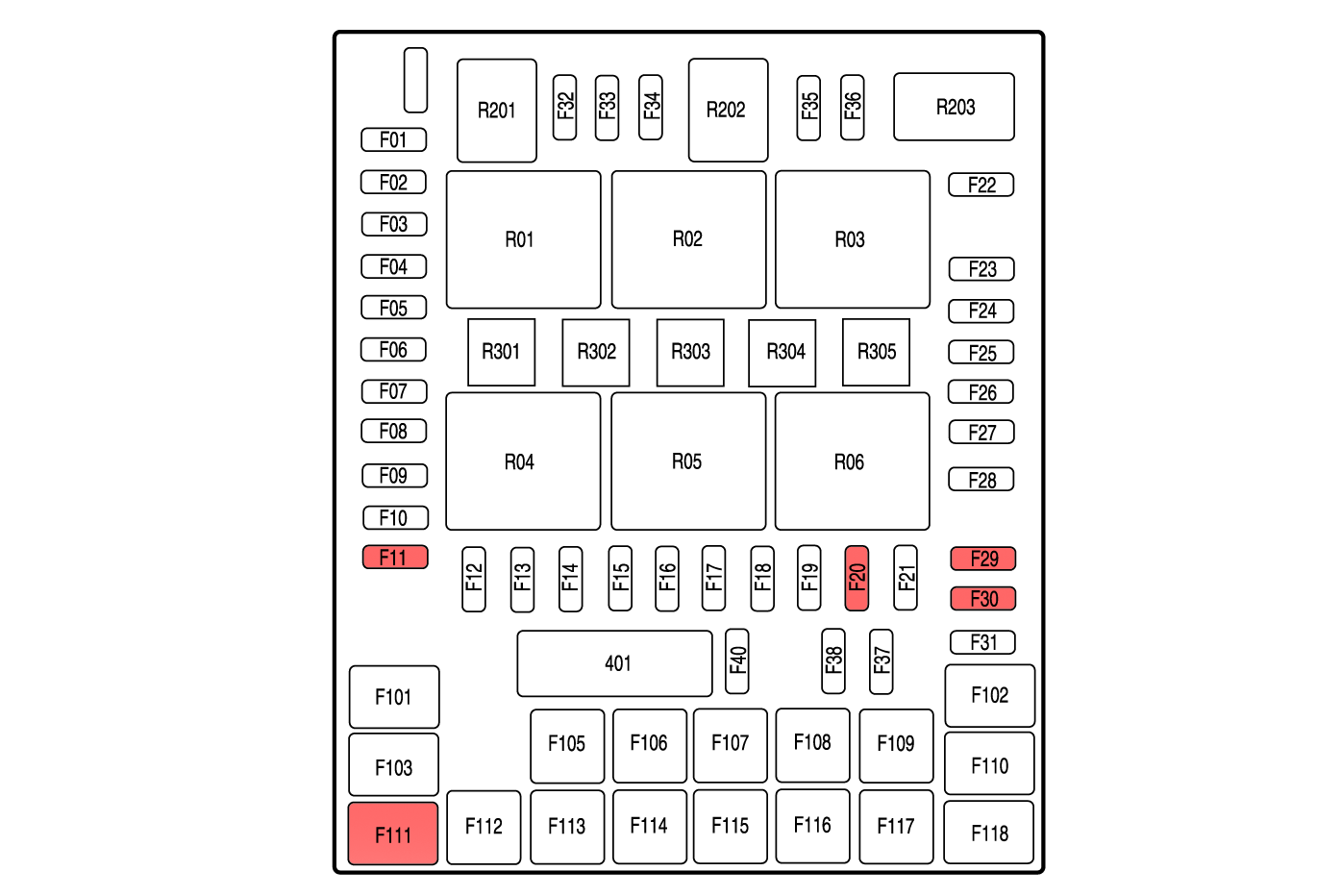 4wdFuses2008F150 21171 fuse box 2004 f150 98 f150 fuse box \u2022 free wiring diagrams life 2004 f150 ac wiring diagram at mifinder.co