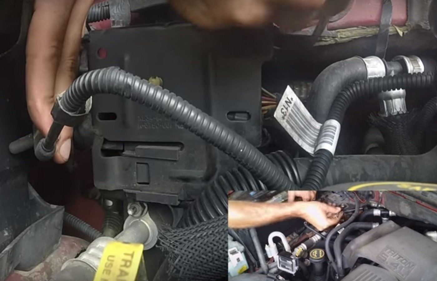 Ford F150 How To Recharge Air Conditioning Fordtrucks. Ford F150 Air Conditioning Ac Recharge How To Charge Freon Diy. Ford. 2000 Ford Expedition Ac Port Diagram At Scoala.co