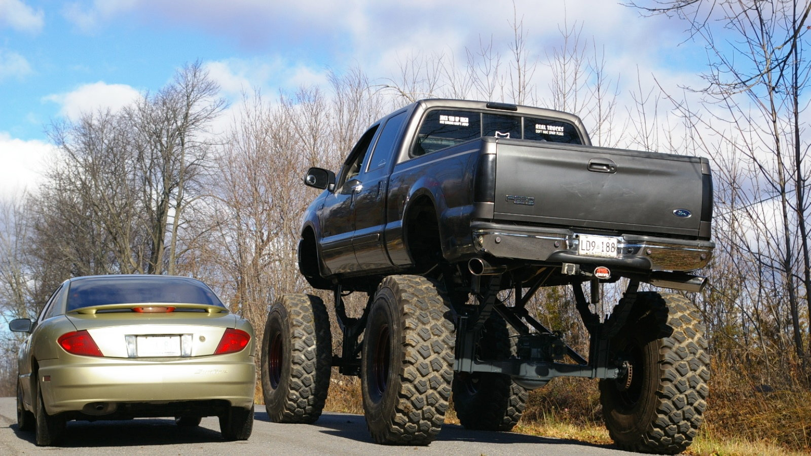 10 Problems When Your Truck Is Lifted Ford Trucks