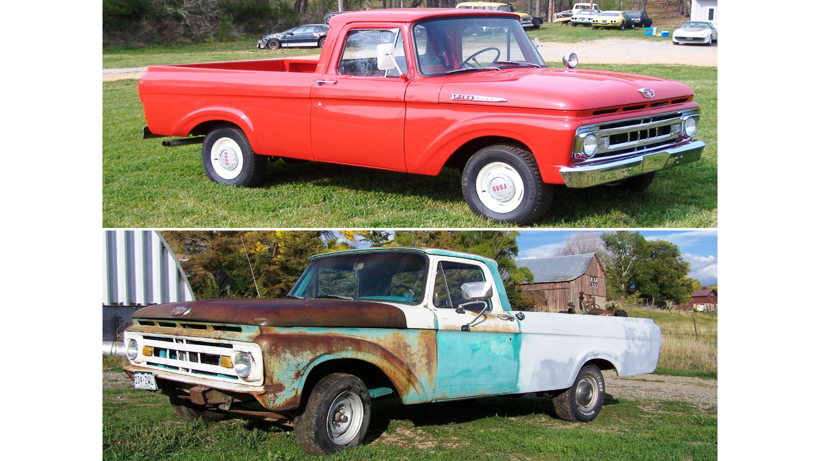 8 Facts You Didn T Know About The 61 63 Ford Unibody Trucks Ford