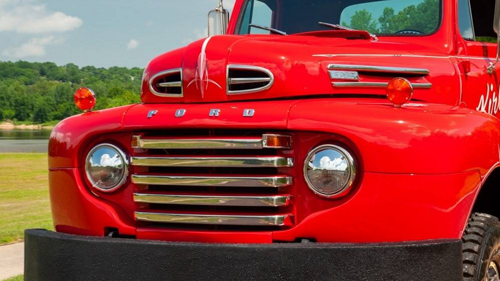 Ford F2 Is the Solution to Your Average, Boring Hauler