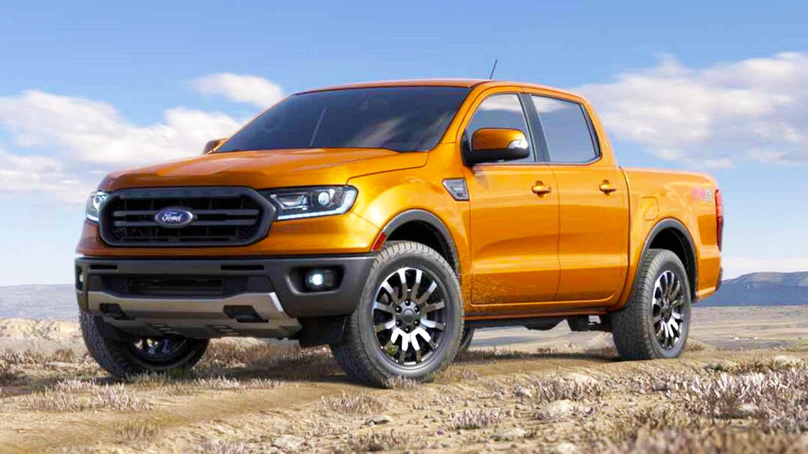 Ford Ranger Raptor Has Landed Stateside