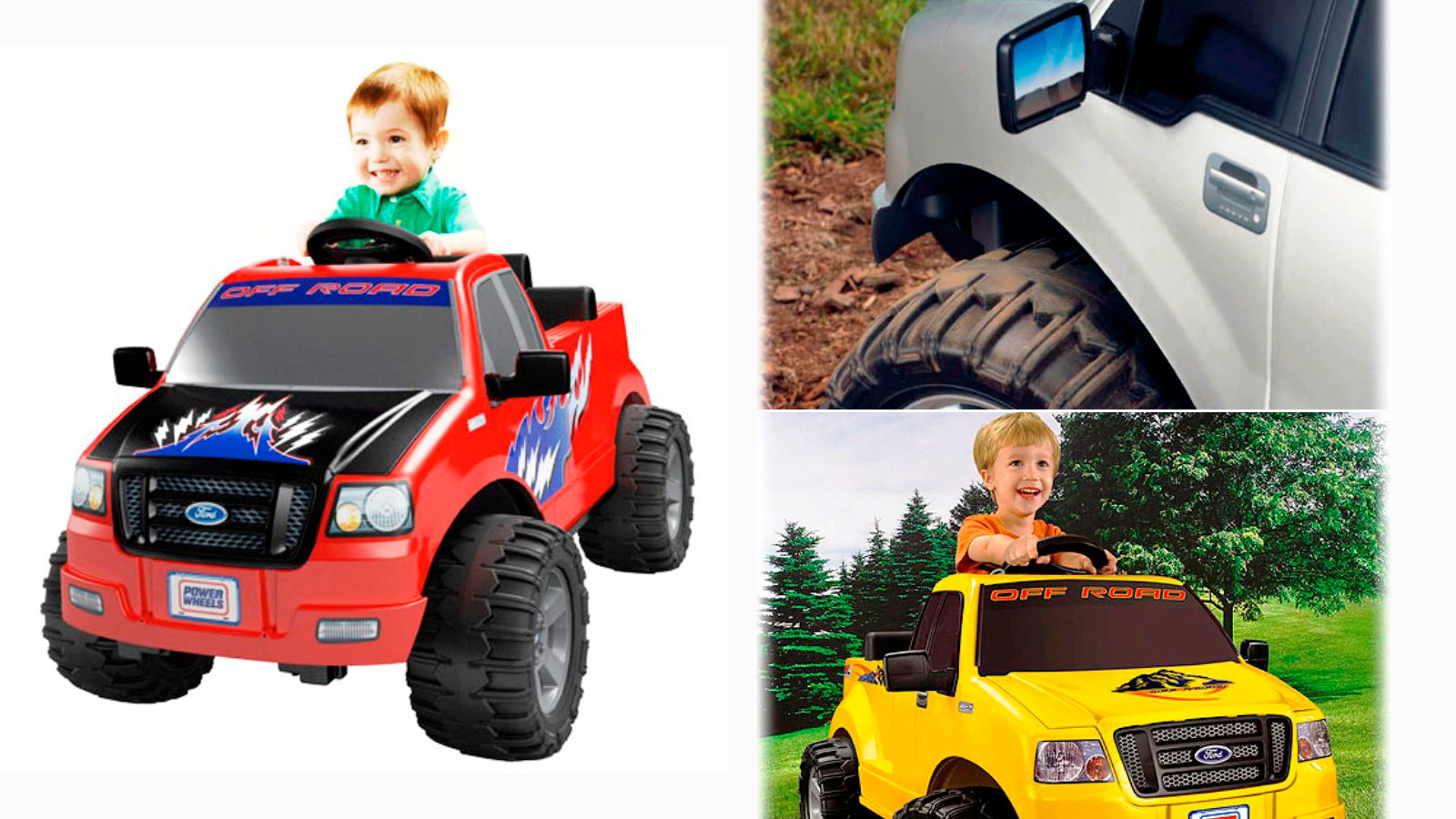 Power Wheels Ford Lil' F150