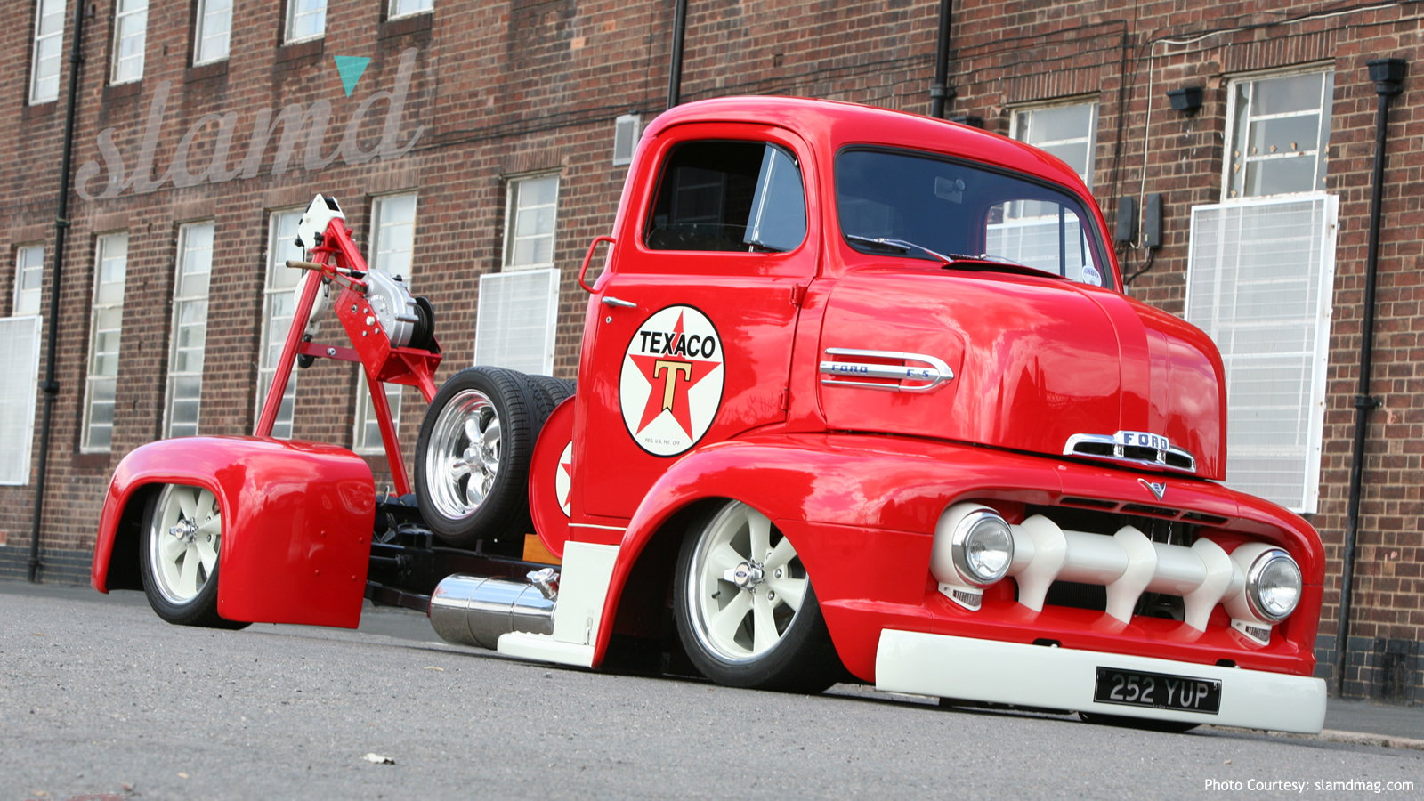1951 Tow Truck