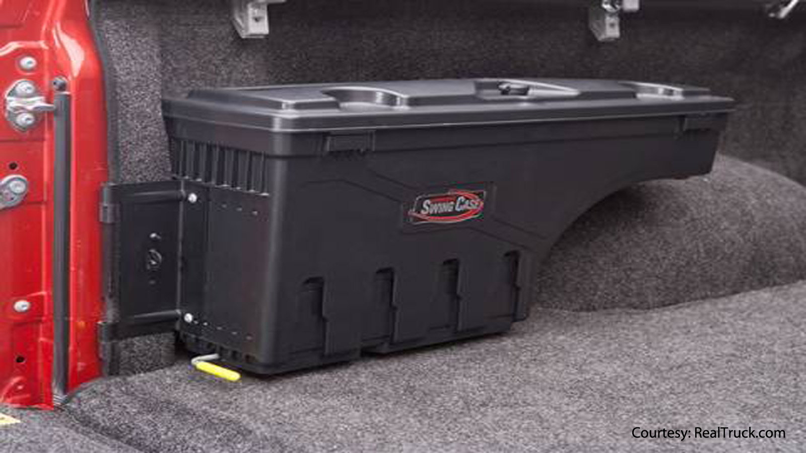 Side Mount Toolboxes