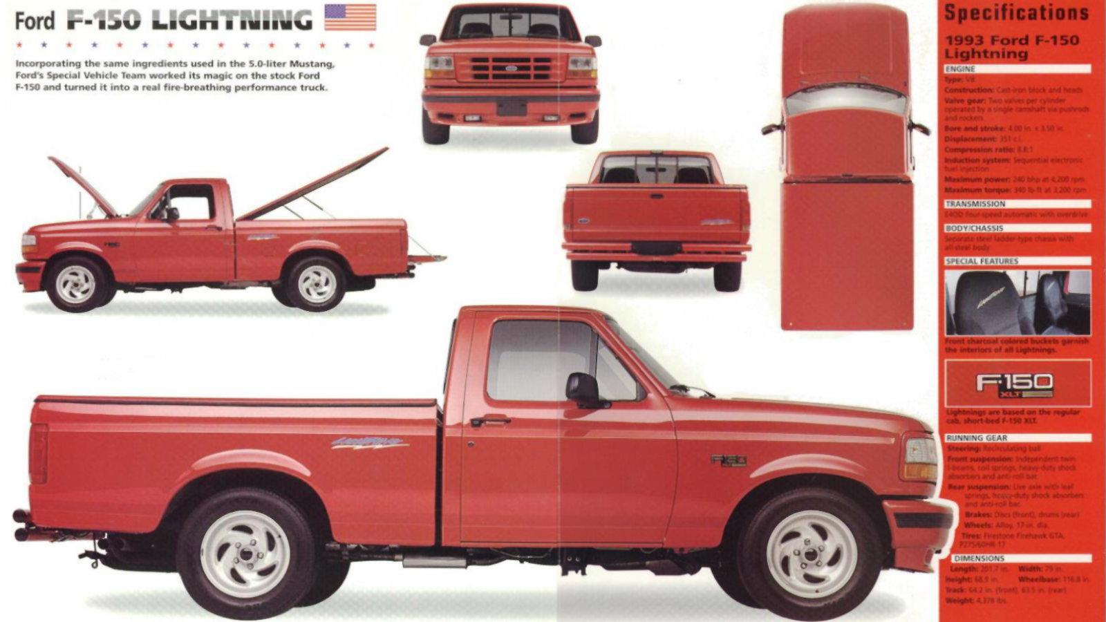 1993-95 SVT Lightning