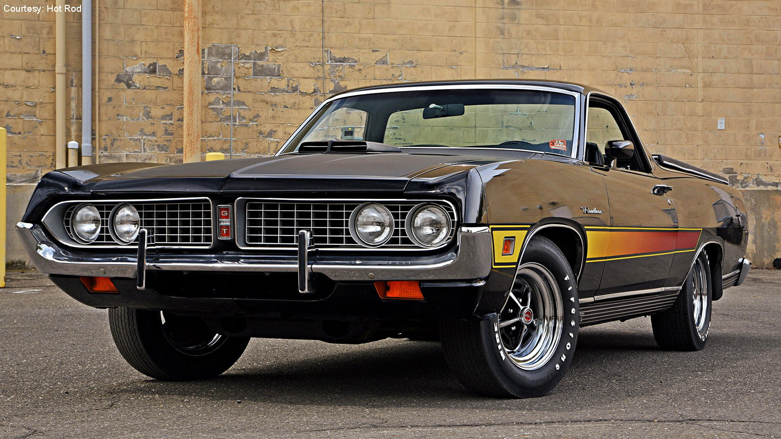 Man's Search for Ranchero of his Youth Ends With 1971 GT
