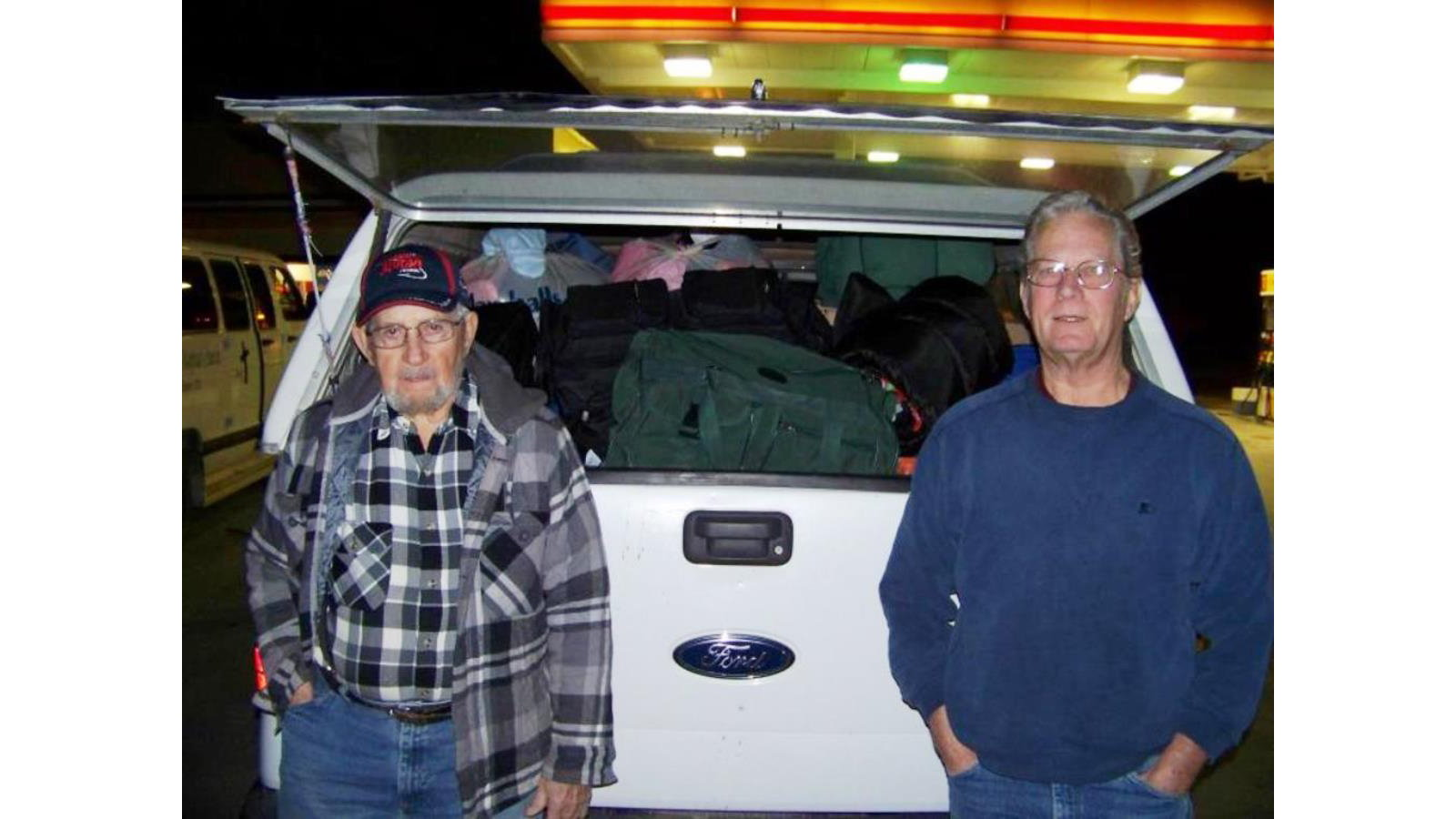 Fellowship Baptist Church Donates Gifts and Time