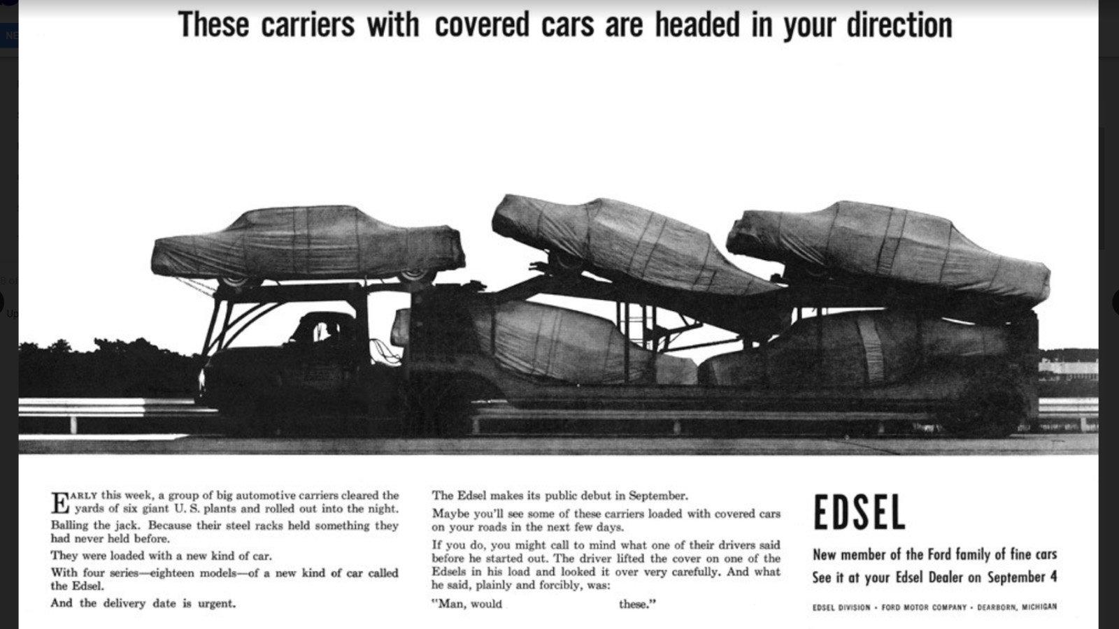 Edsel hubcaps