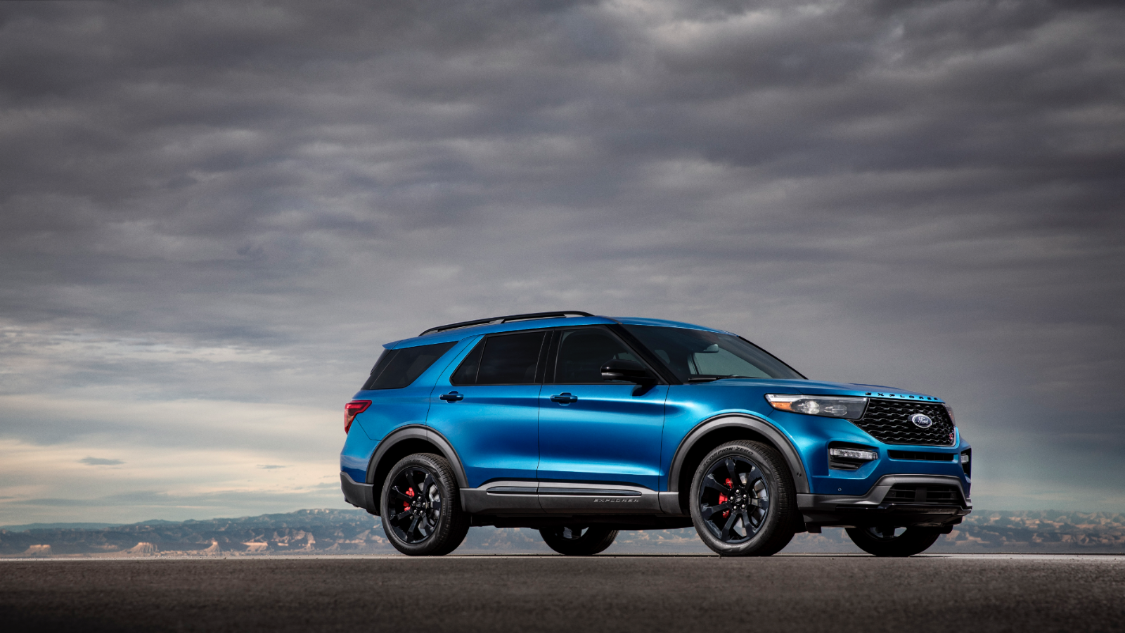 Ford Debuts the Redesigned 2020 Explorer