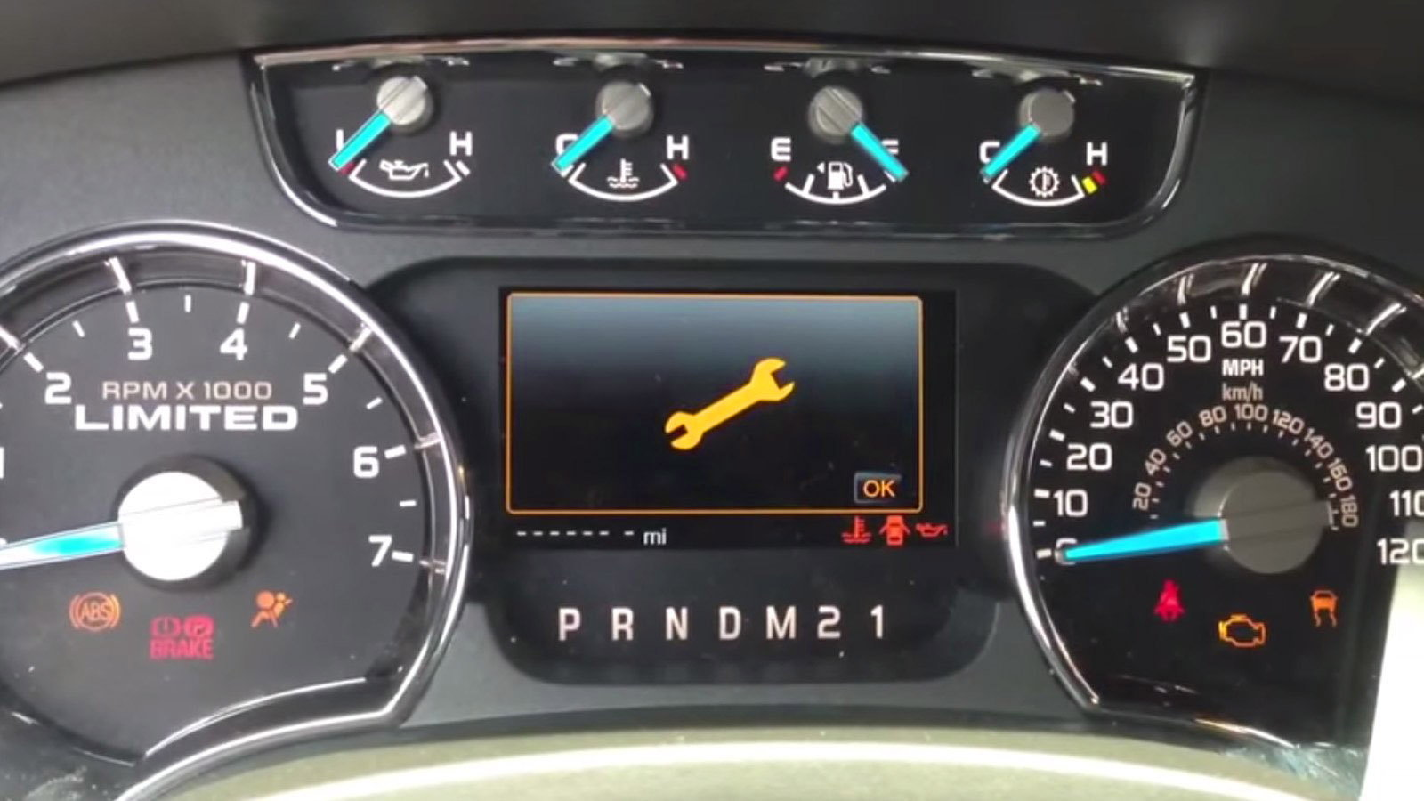 F150 F250: Why is My Transmission Fault Light On? | Ford-trucks