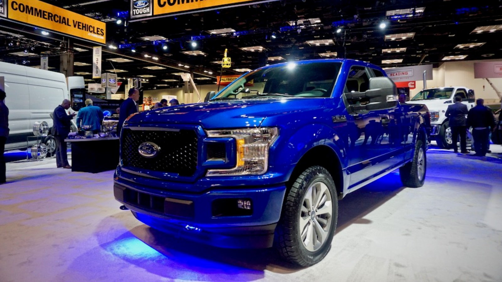 The F-150 line is being renewed