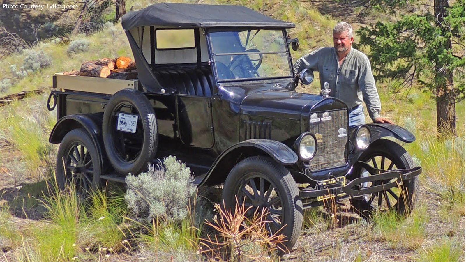 1925 Model T Pickup