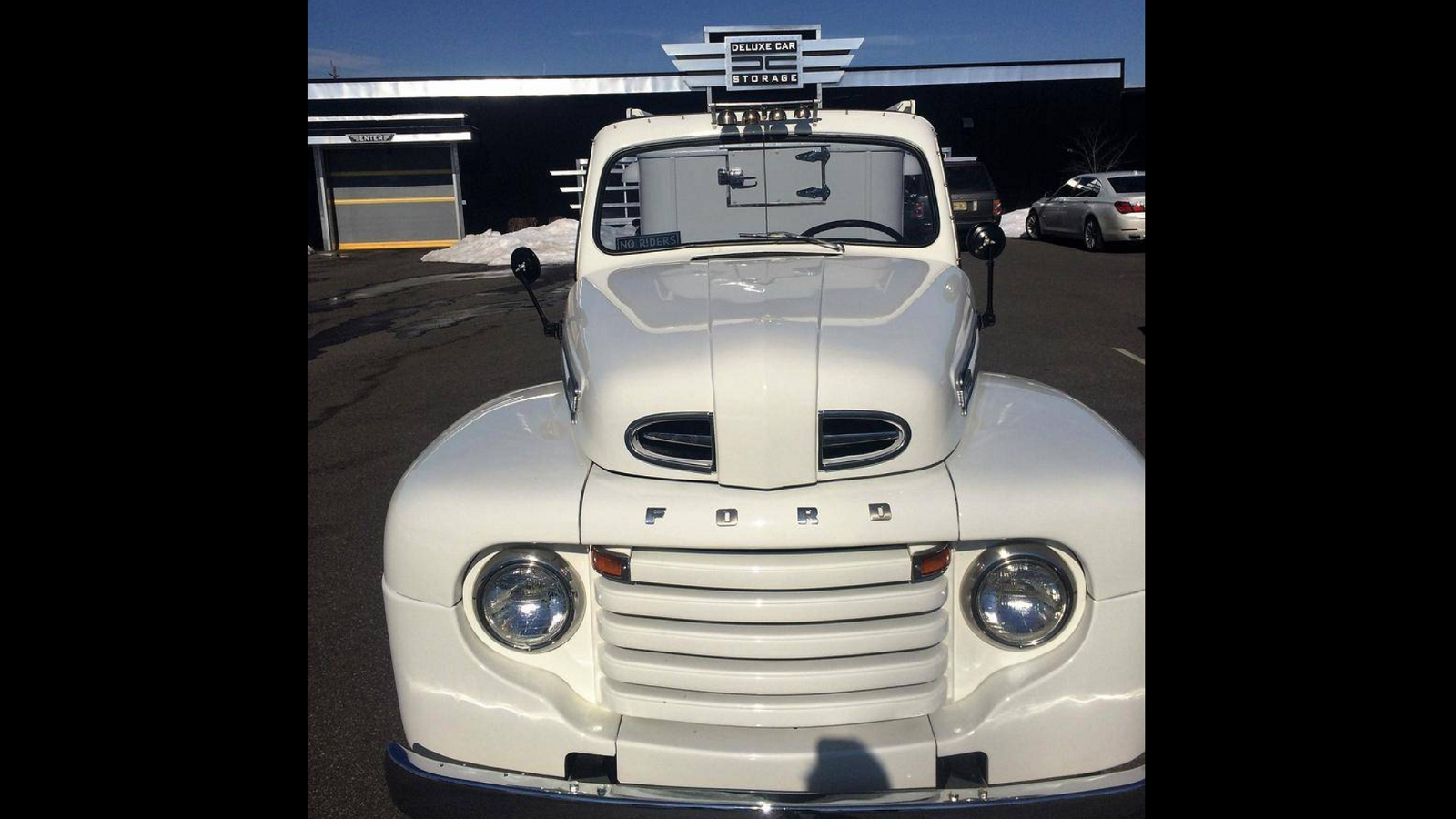 Ford F1 Good Humor Truck Is One Cool Customer