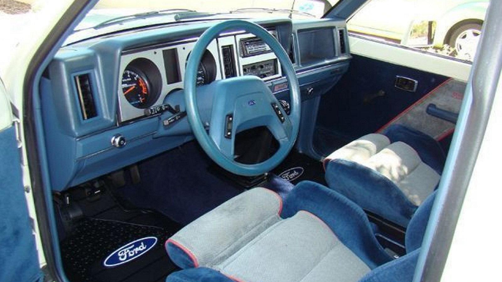 The 1988 Saleen Ranger That Got Away