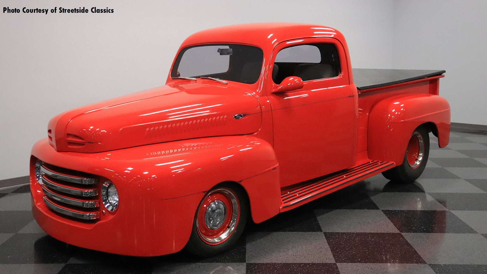 This 1950 Ford F1 is Not Your Average Pickup