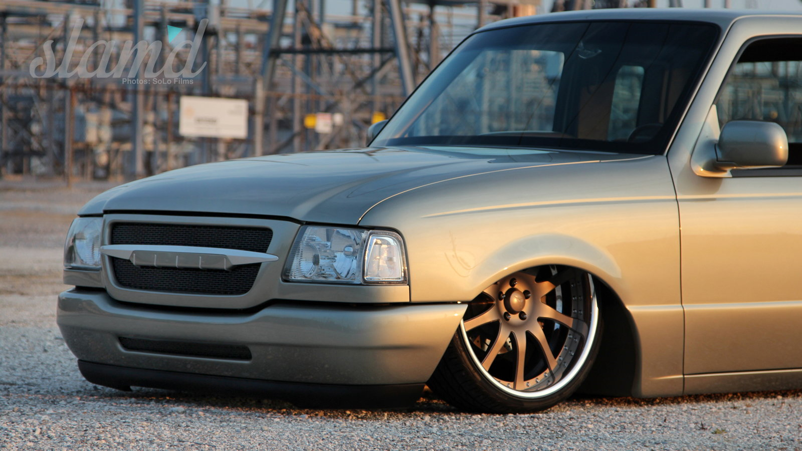 This Ford Ranger is One High Plains Drifter