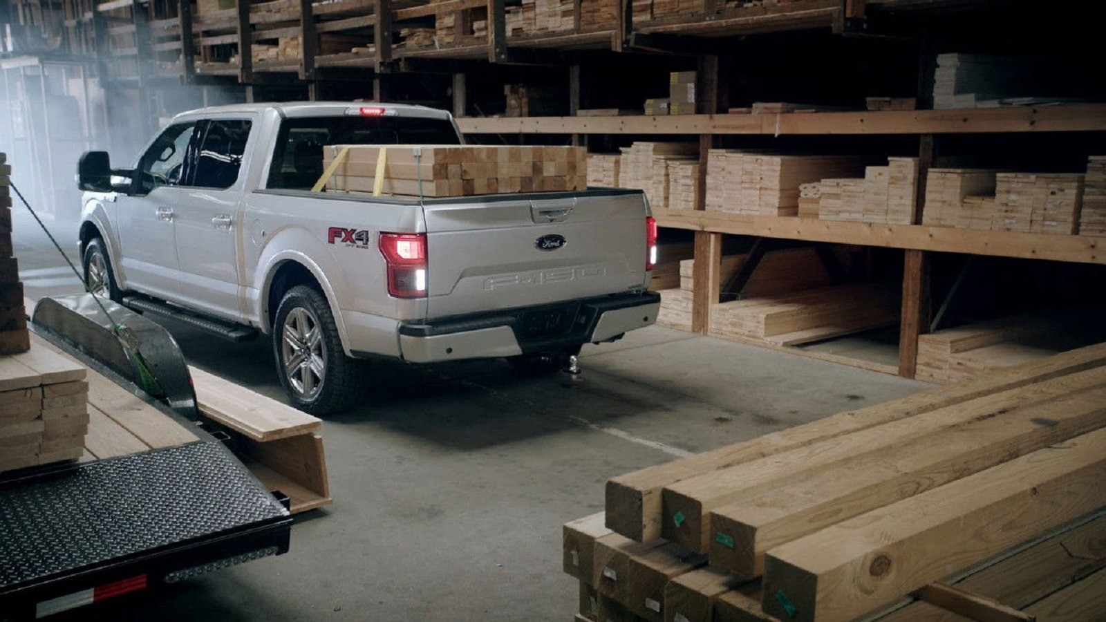 F-150 Motor Trend Truck of the Year Award
