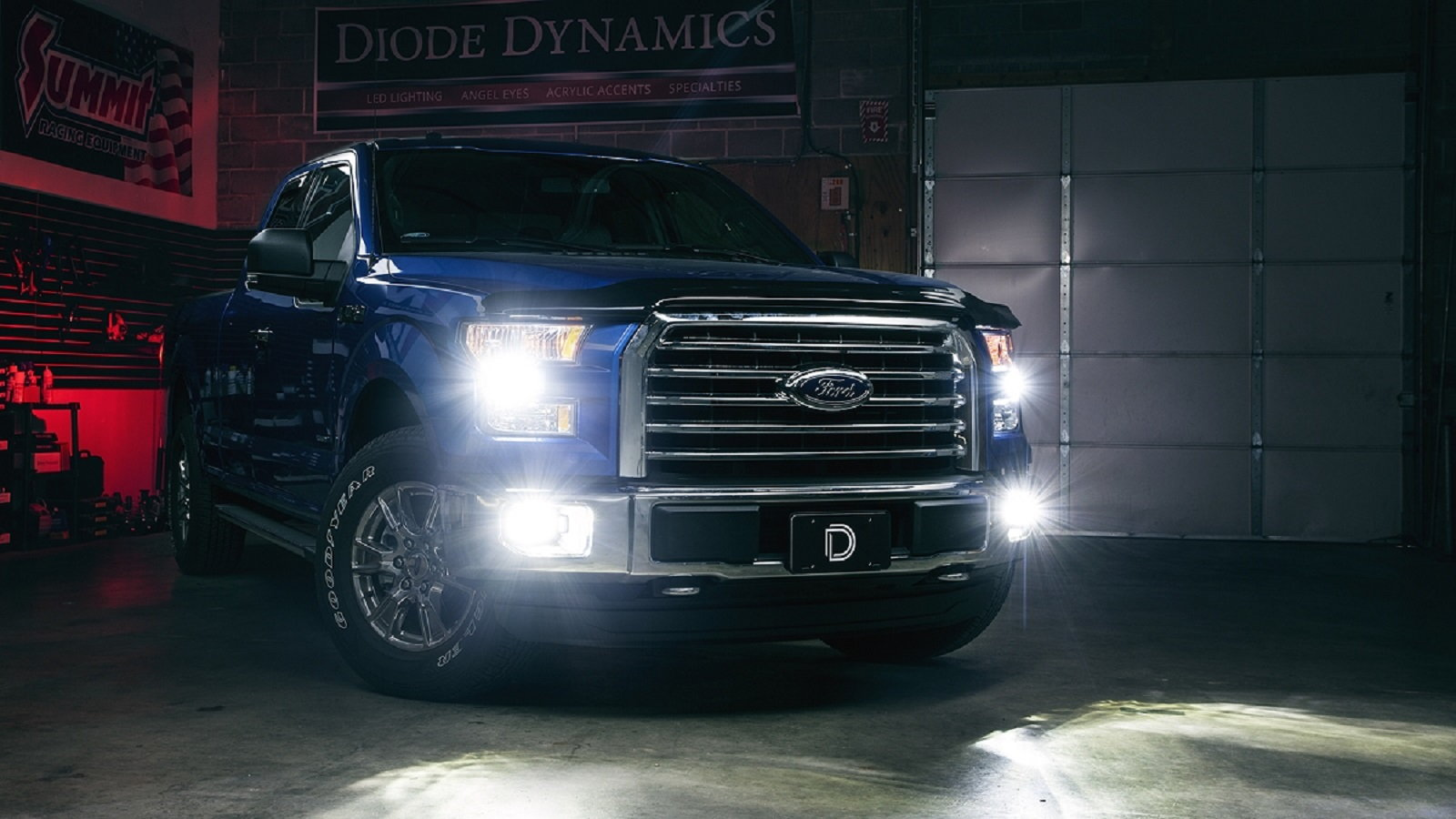 LED Fog Lights on Your Ford Truck