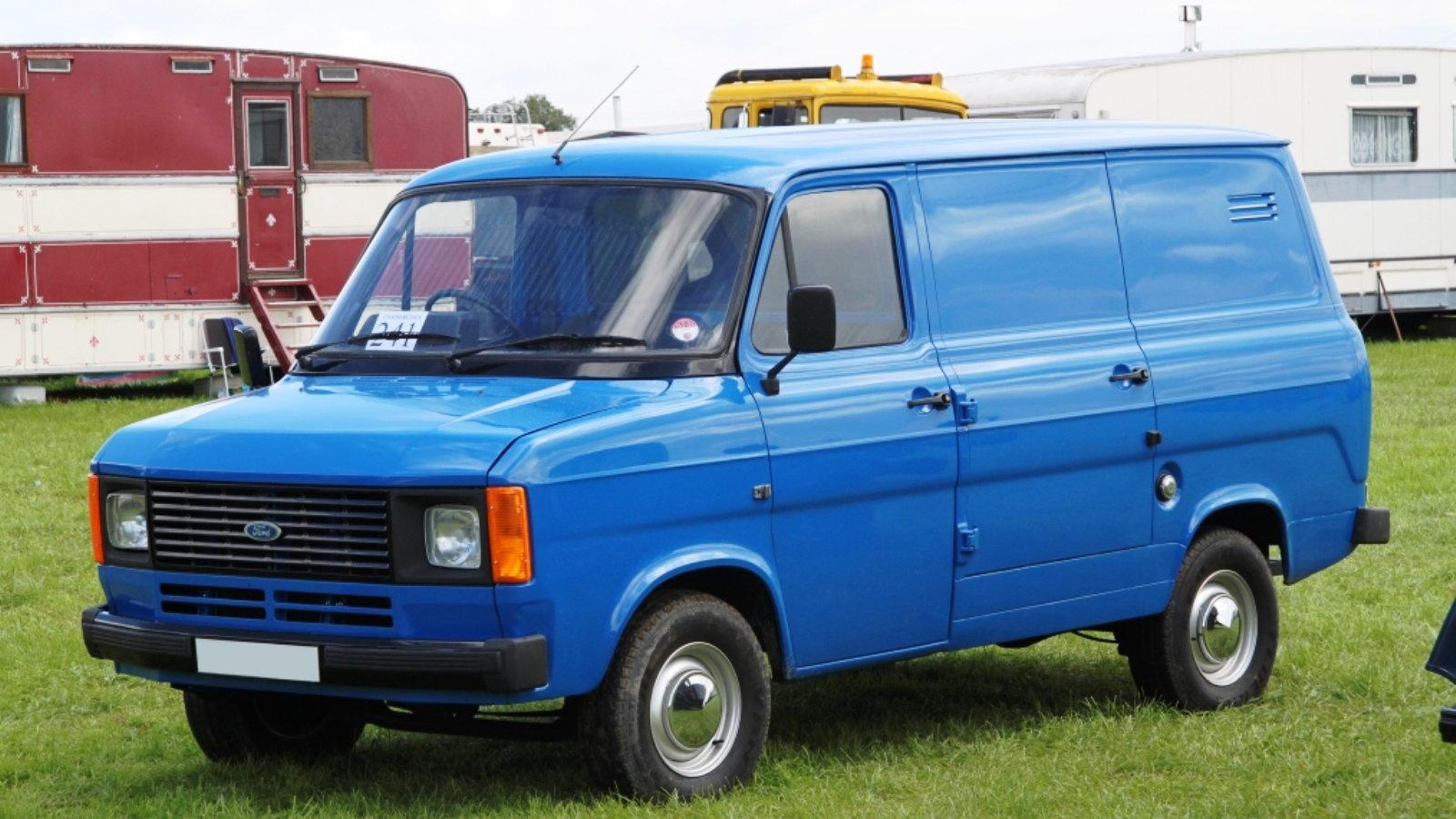 Ford Transit MKII - 1978-86