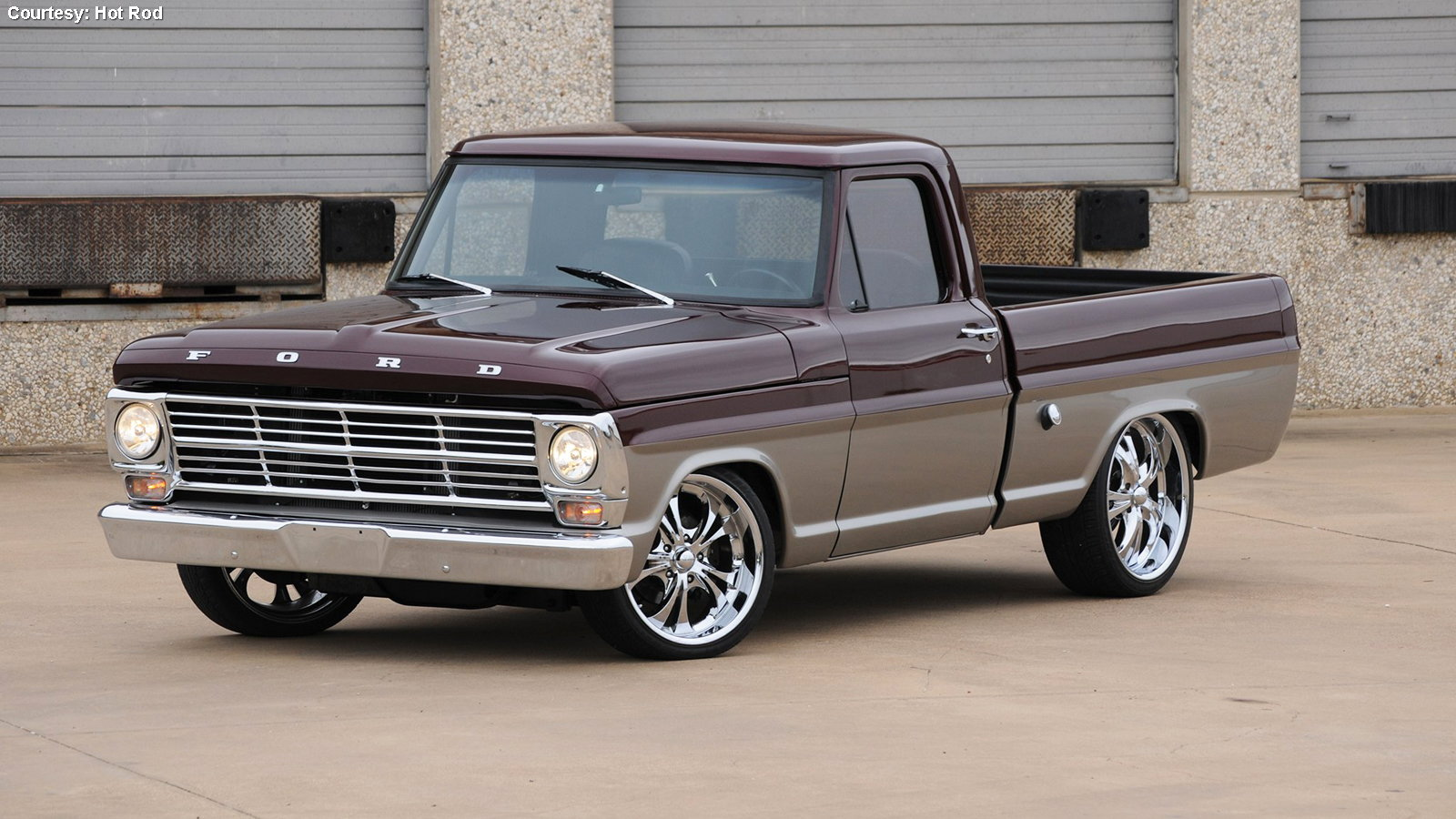 1968 F-100 FE For the Win