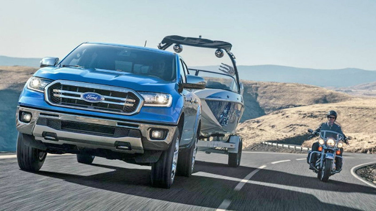 Payload Towing Specs for 2019 Ranger Get Leaked