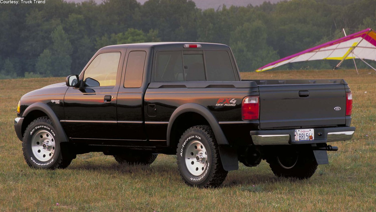 The Case for 1998-2011 Ford Rangers