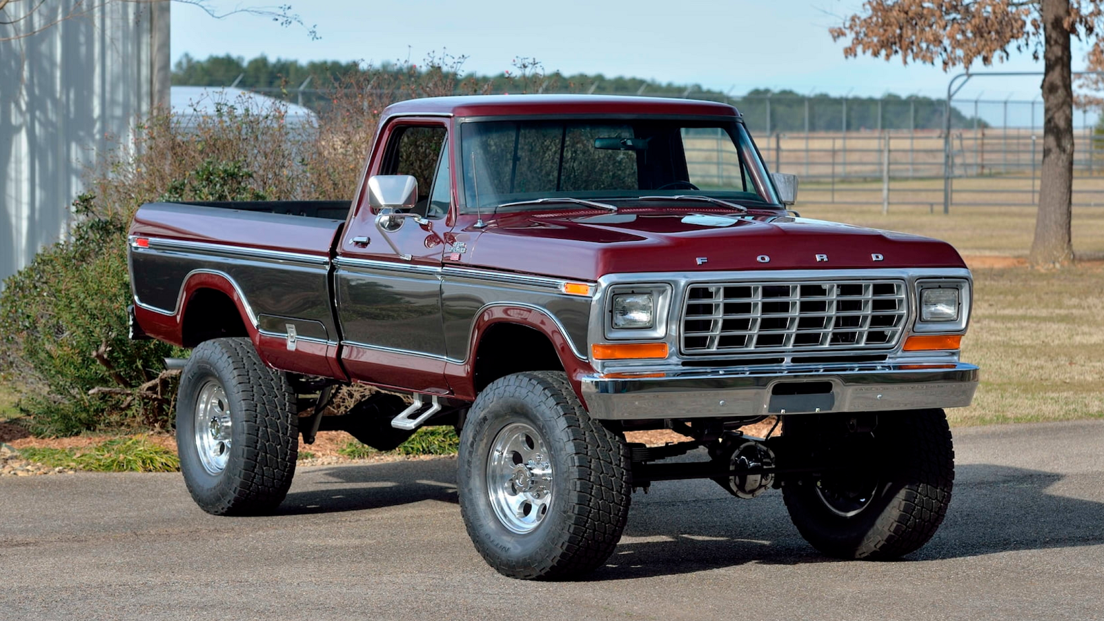 1978 Ford F-250 is Picture Perfect with 6-Inch Lift