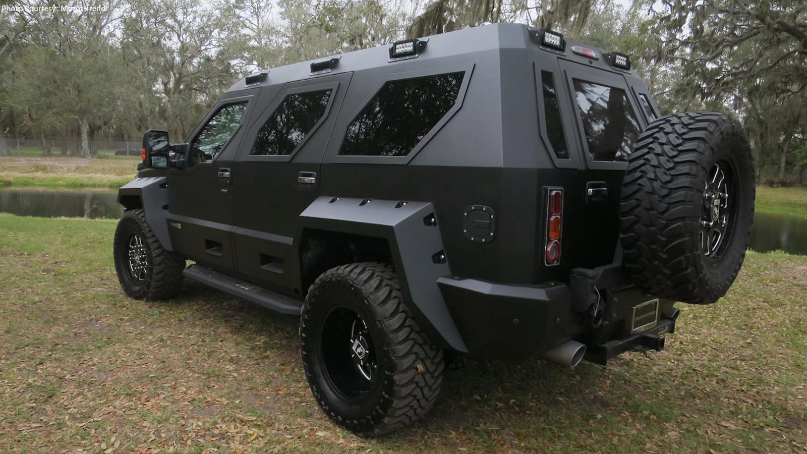 USSV Rhino GX is the F-450 Based Truck We Need
